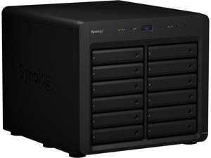 Synology DX1215II Diskless System Network Storage