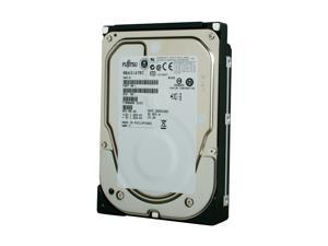 "Fujitsu MBA3147RC 147GB 15000 RPM 16MB Cache Serial Attached SCSI (SAS) 3.5"" Internal Hard Drive Bare Drive"