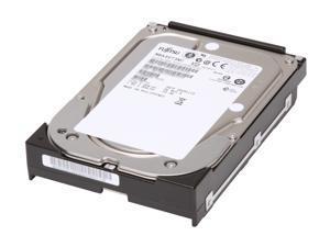 "Fujitsu MBA3073NC 73.5GB 15000 RPM 8MB Cache SCSI Ultra320 80pin 3.5"" Internal Hard Drive Bare Drive"