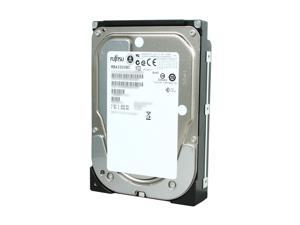 "Fujitsu MBA3300NC 300GB 15000 RPM 8MB Cache SCSI Ultra320 80pin 3.5"" Internal Hard Drive Bare Drive"