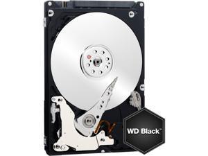 "Western Digital Scorpio Black WD1600BEKT 160GB 7200 RPM 16MB Cache SATA 3.0Gb/s 2.5"" Internal Notebook Hard Drive Bare Drive"