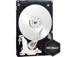"Western Digital Scorpio Black WD3200BEKT 320GB 7200 RPM 16MB Cache SATA 3.0Gb/s 2.5"" Internal Notebook Hard Drive Bare Drive"