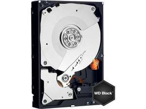 "WD Caviar Black WD1002FAEX 1TB 7200 RPM 64MB Cache SATA 6.0Gb/s 3.5"" Internal Hard Drive Bare Drive"