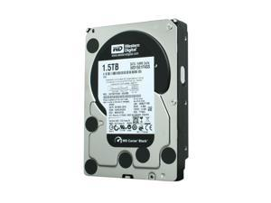 """Western Digital Black WD1501FASS 1.5TB 7200 RPM 64MB Cache SATA 3.0Gb/s 3.5"""" Internal Hard Drive Bare Drive"""
