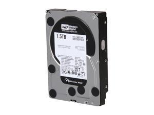 """Western Digital Black WD1502FAEX 1.5TB 7200 RPM 64MB Cache SATA 6.0Gb/s 3.5"""" Internal Hard Drive Bare Drive"""