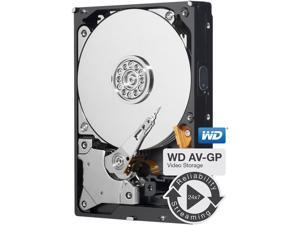 "Western Digital AV-GP WD10EURX 1TB IntelliPower 64MB Cache SATA 6.0Gb/s 3.5"" Internal Hard Drive Bare Drive"