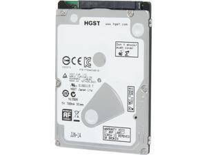 "HGST Travelstar Z5K500 HTS545050A7E680 (0J38065) 500GB 5400 RPM 8MB Cache SATA 6.0Gb/s 2.5"" Internal Notebook Hard Drive"
