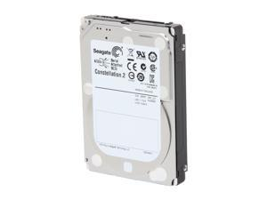 "Seagate Constellation.2 ST91000640SS 1TB 7200 RPM 64MB Cache SAS 6Gb/s 2.5"" Internal Enterprise Hard Drive Bare Drive"