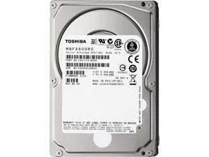 "TOSHIBA MBF2600RC 600GB 10000 RPM 16MB Cache SAS 6Gb/s 2.5"" Enterprise Hard Drive Bare Drive"