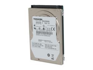 "TOSHIBA MK3276GSX 320GB 5400 RPM 8MB Cache SATA 3.0Gb/s 2.5"" Internal Notebook Hard Drive Bare Drive"