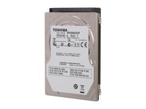"TOSHIBA MK5059GSXP 500GB 5400 RPM 8MB Cache SATA 3.0Gb/s 2.5"" Internal Notebook Hard Drive Bare Drive"