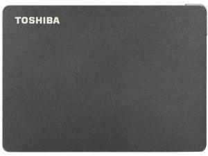 TOSHIBA 2TB Canvio Gaming Portable External Hard Drive USB 3.0 Model HDTX120XK3AA Black