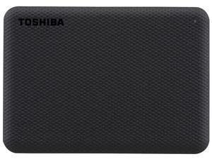 TOSHIBA 1TB Canvio Advance Portable External Hard Drive USB 3.0 Model HDTCA10XK3AA Black