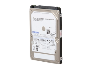 """Seagate Samsung Spinpoint M8 ST750LM022(HN-M750MBB) 750GB 5400 RPM 8MB Cache SATA 3.0Gb/s 2.5"""" Internal Notebook Hard Drive Bare Drive"""