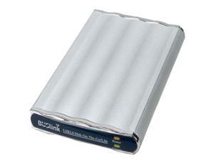 BUSlink 250GB Disk-On-The-Go External Slim Drive USB 2.0 Model DL-250-U2