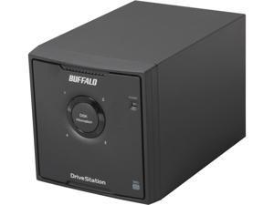 Buffalo DriveStation Quad 4-Drive 8TB External Hard Drive