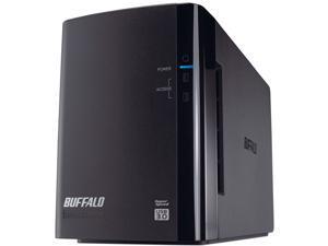 Buffalo DriveStation Duo 2-Drive 8TB External Hard Drive