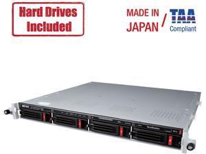 Buffalo TeraStation 5410RN Rackmount 24TB NAS Hard Drives Included