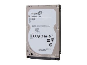 "Seagate Laptop Thin ST500LT012 500GB 5400 RPM 16MB Cache SATA 6.0Gb/s 2.5"" Internal Notebook Hard Drive Bare Drive"