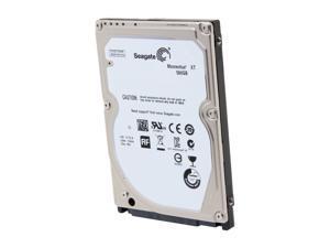 "Seagate Momentus XT ST500LX003 500GB 7200 RPM 32MB Cache SATA 6.0Gb/s 2.5"" Solid State Hybrid Drive Bare Drive"
