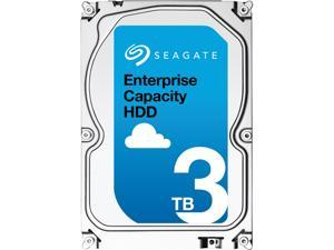 Seagate Constellation ES.3 HDD ST3000NM0023 3TB 7200 RPM | SAS 6Gb/s Interface | 128MB Cache 3.5-Inch Enterprise Internal Hard Disk Drive