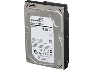 """Seagate ST4000NC000 4TB 5900 RPM 64MB Cache SATA 6.0Gb/s 3.5"""" Terascale Hard Drive With Instant Secure Erase Bare Drive"""