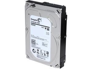 """Seagate ST4000NC001 4TB 5900 RPM 64MB Cache SATA 6.0Gb/s 3.5"""" Terascale Hard Drive Bare Drive"""