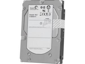 "Seagate Cheetah ST3600057FC-FR 600GB 15000 RPM 16MB Cache Fibre Channel 4Gb/s 3.5"" Internal Hard Drive Bare Drive"