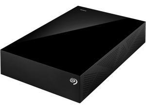 Seagate Backup Plus 5TB USB 3.0 Desktop External Hard Drive with Mobile Device Backup - STDT5000100 (Black)