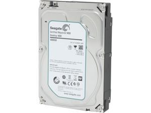 "Seagate Desktop HDD.15 ST4000DM000 4TB 5900 RPM 64MB Cache SATA 6.0Gb/s 3.5"" Internal Hard Drive Bare Drive"