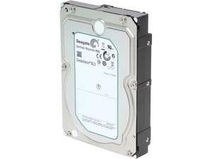 "Seagate Constellation ES.3 ST4000NM0033 4TB 7200 RPM 128MB Cache SATA 6.0Gb/s 3.5"" Enterprise Internal Hard Drive Bare Drive"