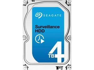 "Seagate ST4000VX000 4TB 64MB Cache SATA 6.0Gb/s 3.5"" Surveillance Hard Drive"