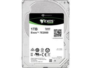 Seagate 1TB Enterprise Capacity 2.5 Internal Hard Disk Drive SAS 12Gb/s 7200 RPM 128MB Cache Model ST1000NX0333