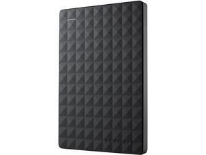 Seagate Portable Hard Drive 3TB HDD - External Expansion for PC Windows PS4 & Xbox - USB 2.0 & 3.0 Black (STEA3000400)