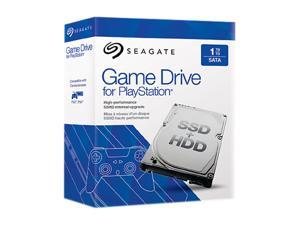 """Seagate Game Drive for PlayStation STBD1000101 1TB SATA 6.0Gb/s 2.5"""" Laptop SSHD Retail Packaging"""