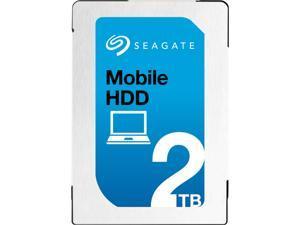 "Seagate ST2000LM010 2TB 128MB Cache SATA 6.0Gb/s 2.5"" Internal Notebook Hard Drive"