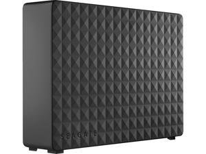 Seagate Expansion Desktop Hard Drive 8TB HDD External - PC Windows PS4 & Xbox - USB 2.0 & 3.0 Black (STEB8000100)