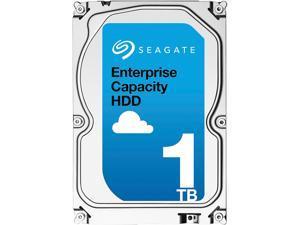 Seagate Enterprise Capacity 3.5'' HDD 1TB 7200 RPM 512n SAS 12Gb/s 128MB Cache Internal Hard Drive ST1000NM0045