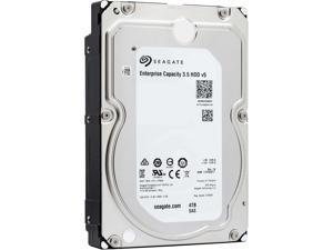 Seagate Enterprise Capacity 3.5'' HDD 4TB 7200 RPM 512n SAS 12Gb/s 128MB Cache Internal Hard Drive ST4000NM0025