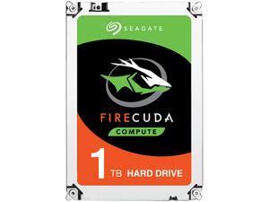 """Seagate FireCuda Gaming SSHD 1TB SATA 6.0Gb/s 2.5"""" Notebooks / Laptops InternalHard Drive ST1000LX015"""