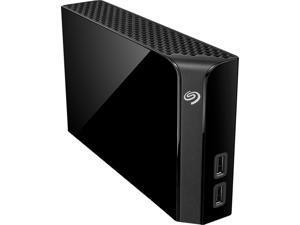 Seagate Backup Plus Hub 4TB USB 3.0 External Hard Drive STEL4000300 Black