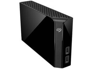Seagate Backup Plus Hub 8TB USB 3.0 External Hard Drive STEL8000300 Black
