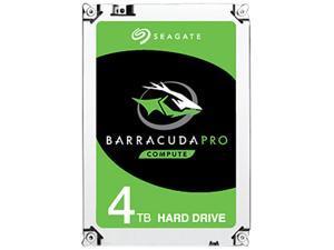 """Seagate BarraCuda Pro ST4000DM006 4TB 7200 RPM 128MB Cache SATA 6.0Gb/s 3.5"""" Hard Drive Bare Drive"""