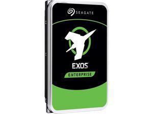 "Seagate Exos X16 ST12000NM002G 12TB 7200 RPM 256MB Cache SAS 12Gb/s 3.5"" Hard Drives, 512E/4KN"