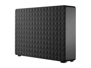Seagate Expansion Desktop Hard Drive 12TB HDD External - PC Windows PS4 & Xbox - USB 2.0 & 3.0 Black (STEB12000400)