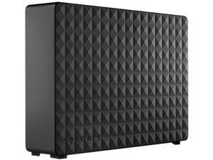 Seagate Expansion Desktop 16TB HDD External Hard Drive - USB 3.0 for PC & Windows (STEB16000400) Black