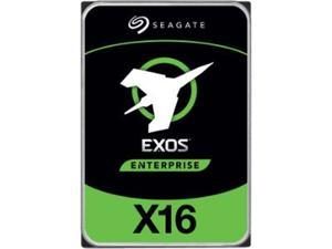 Seagate Exos X16 ST12000NM006G 12TB 7200 RPM SAS Internal Hard Drive