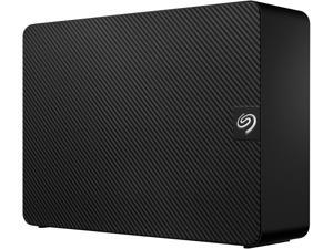 Seagate Expansion 4TB External Hard Drive HDD - USB 3.0, with Rescue Data Recovery Services (STKP4000400)