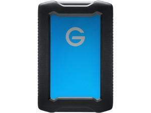G-Technology 2TB ArmorATD Portable Hard Drive USB 3.1 Gen 1 Model 0G10434-1