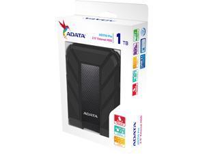 ADATA 1TB HD710P Portable Hard Drive USB 3.1 Model AHD710P-1TU31-CBK Black